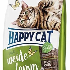 غذا خشک گربه بالغ با طعم بره