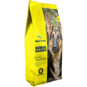 غذا خشک سگ مفید کیمادانه