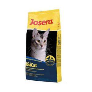 غذا خشک گربه بالغ جوسی کت