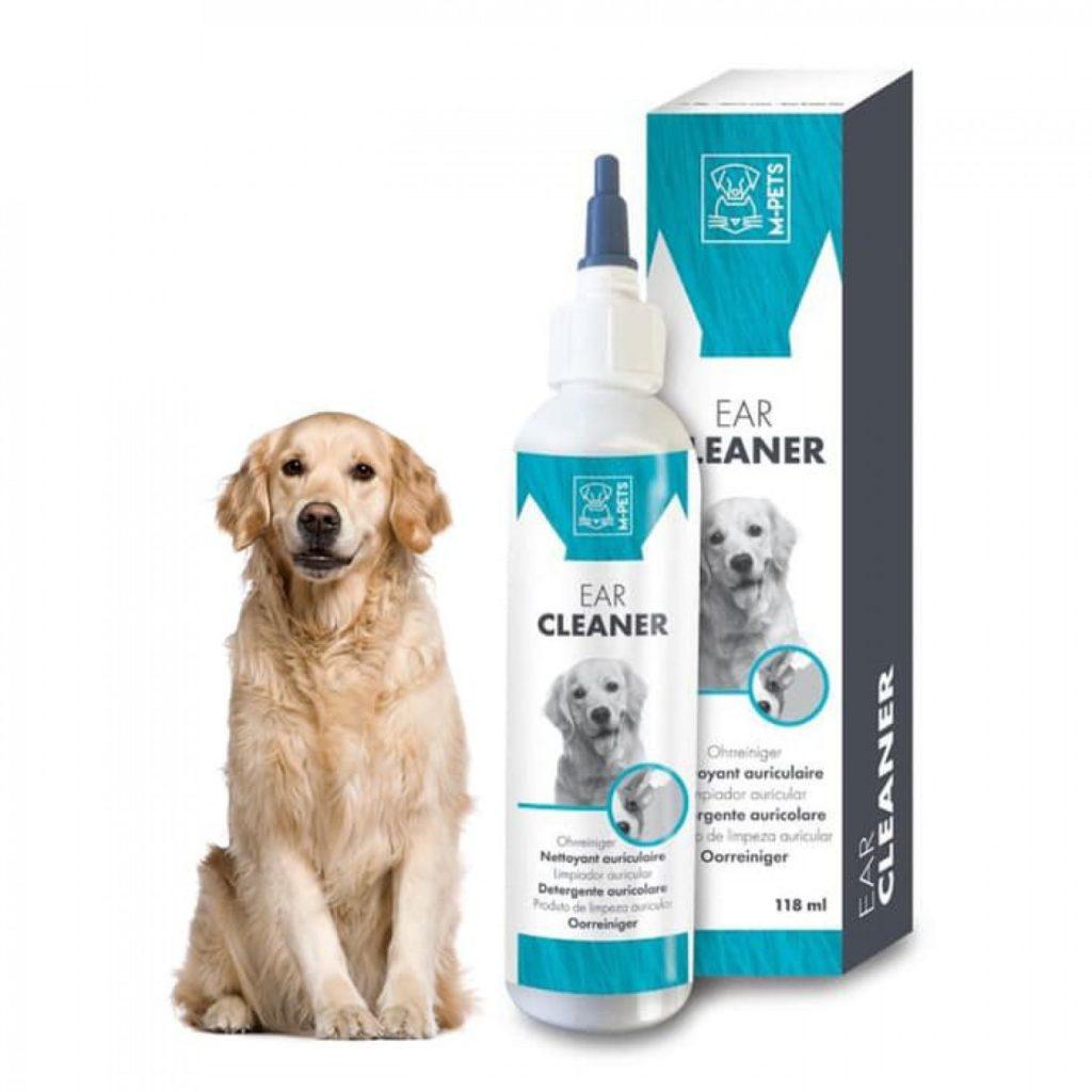قطره تمیزکننده گوش سگ M-pets