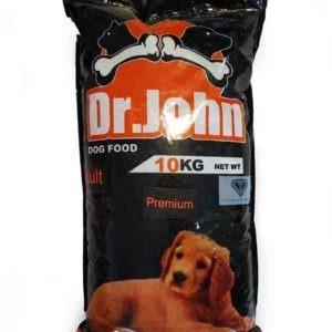 دکترژان سگ بالغ