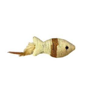 اسباب بازی ماهی کنفی گربه