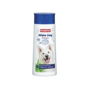 شامپو بیفار سگ سفید