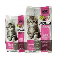 adi kittenغذا خشک بچه گربه