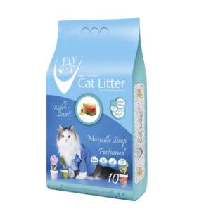 خاک گربه وان کت صابون فرانسوی