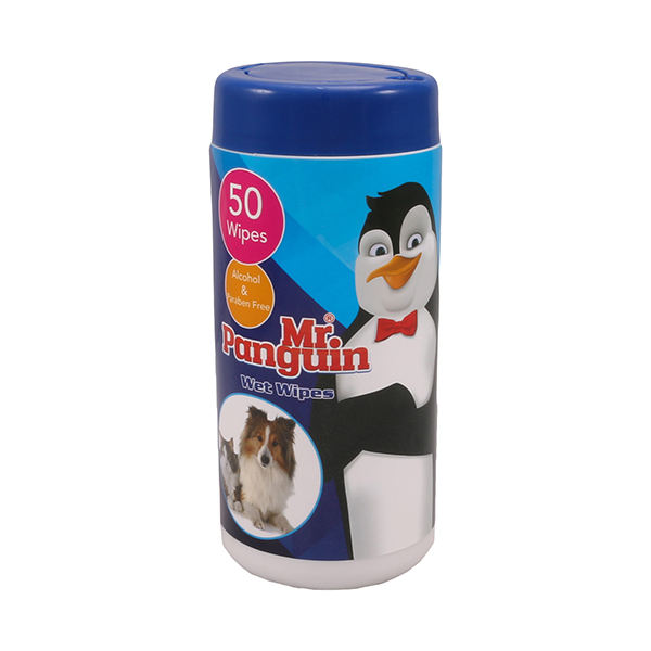 دستمال مرطوب مخصوص حیوانات MrPanguein