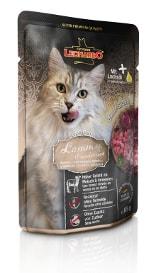 سوپ مخصوص گربه بالغ حاوی گوشت بره Leonardo