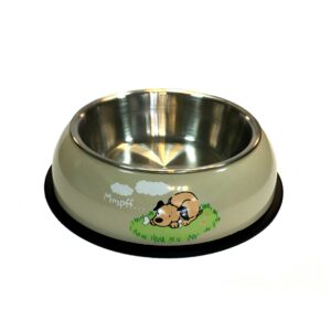 ظرف غذا استیل سگ