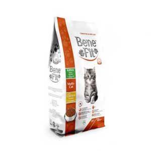 غذا خشک بچه گربه benefit