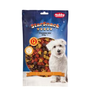 تشویقی آموزشی سگ Starsnack Nobby