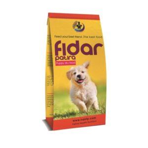 غذا خشک توله سگ فیدار Fidar